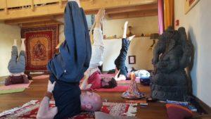 retraite de yoga avril 2021